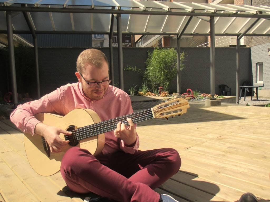 Cours de Guitare, Solfège à Wanze, Belgique
