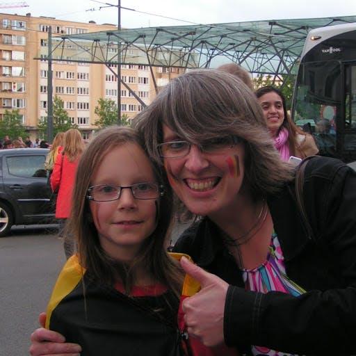 Nathalie - Belgique