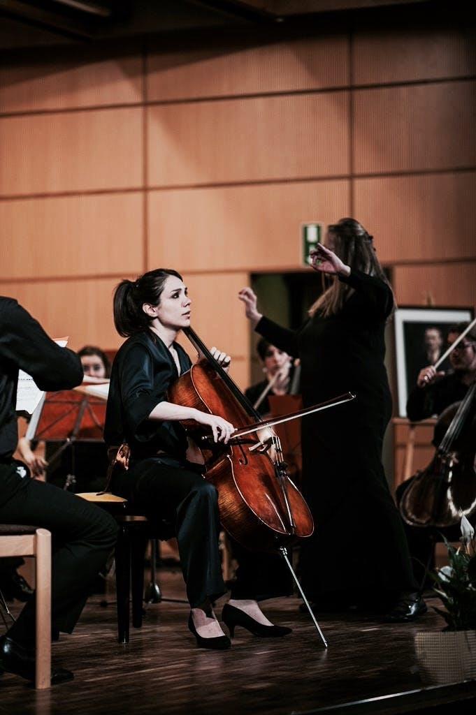 Cello, Piano in Bruxelles, Belgique