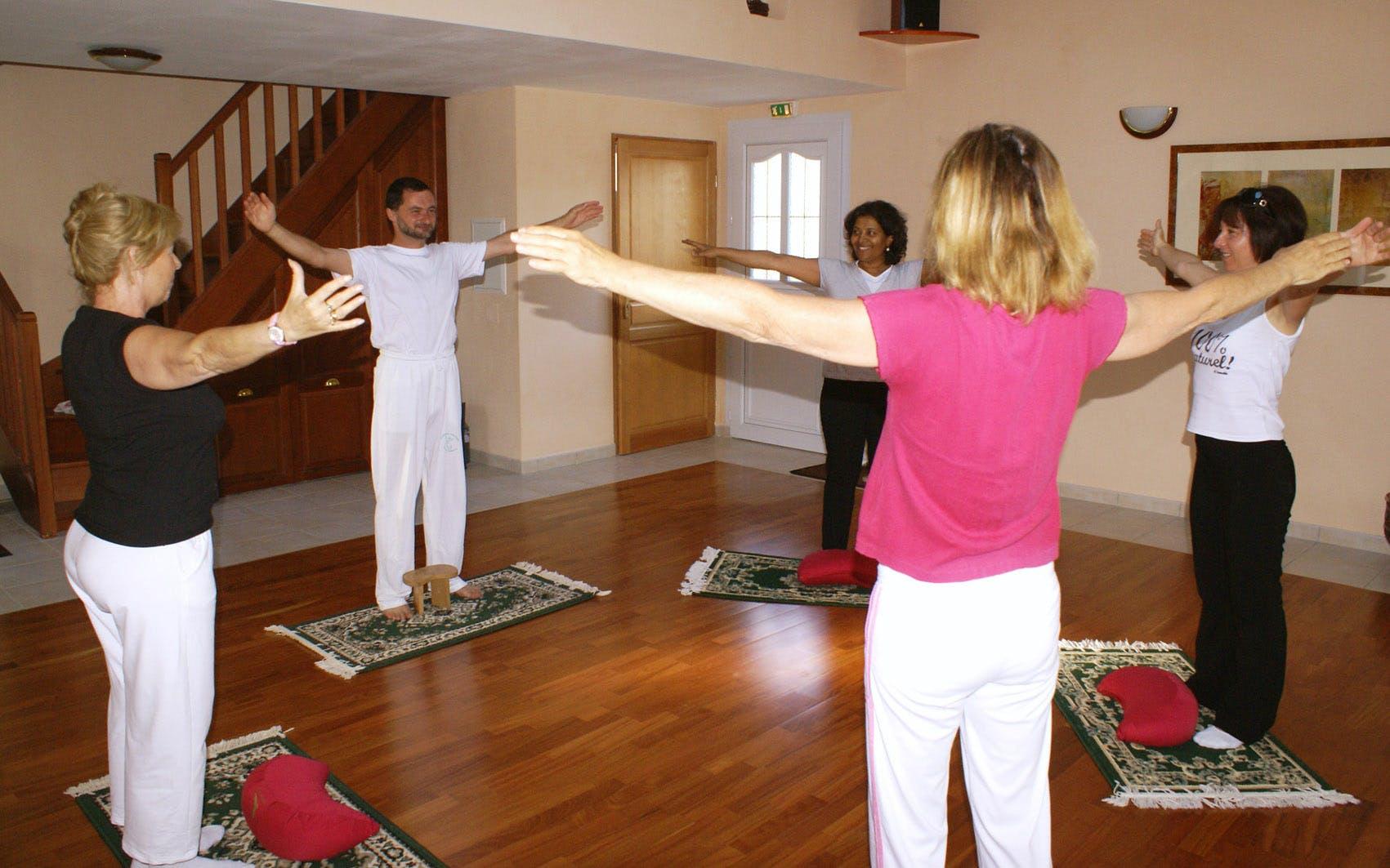 Cours de Yoga à Lorgues, France