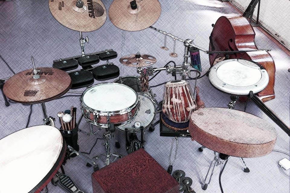 Exemple de set live