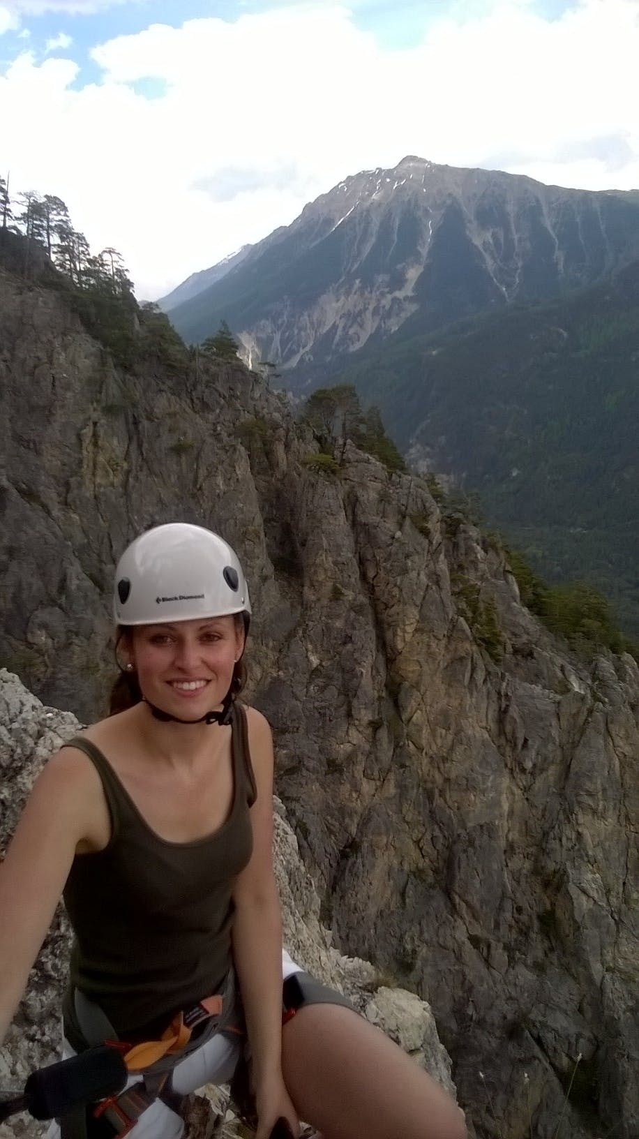 Via ferrata - Briançon (France)
