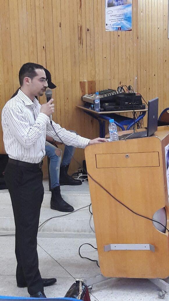 Conférence smart energy Physique et informatique