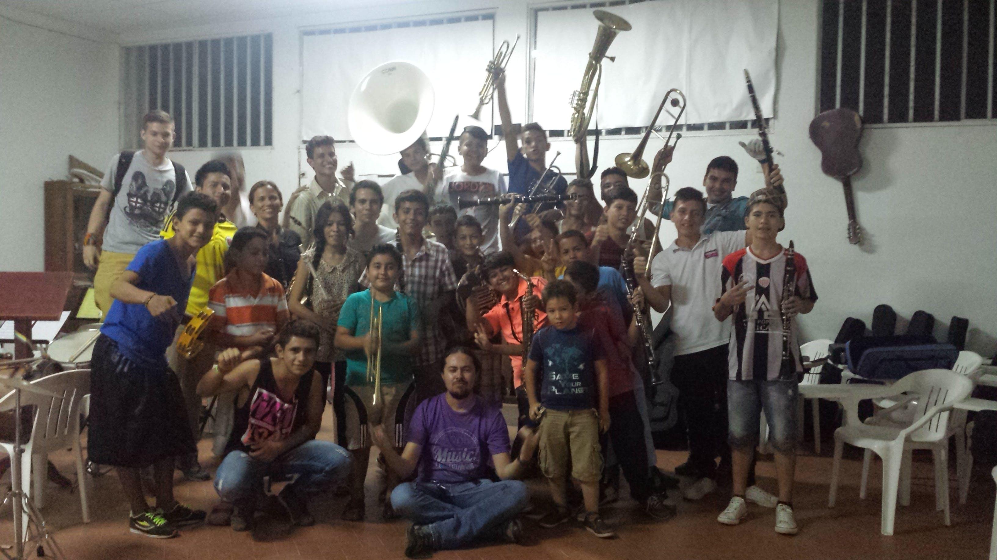 Windband ensemble