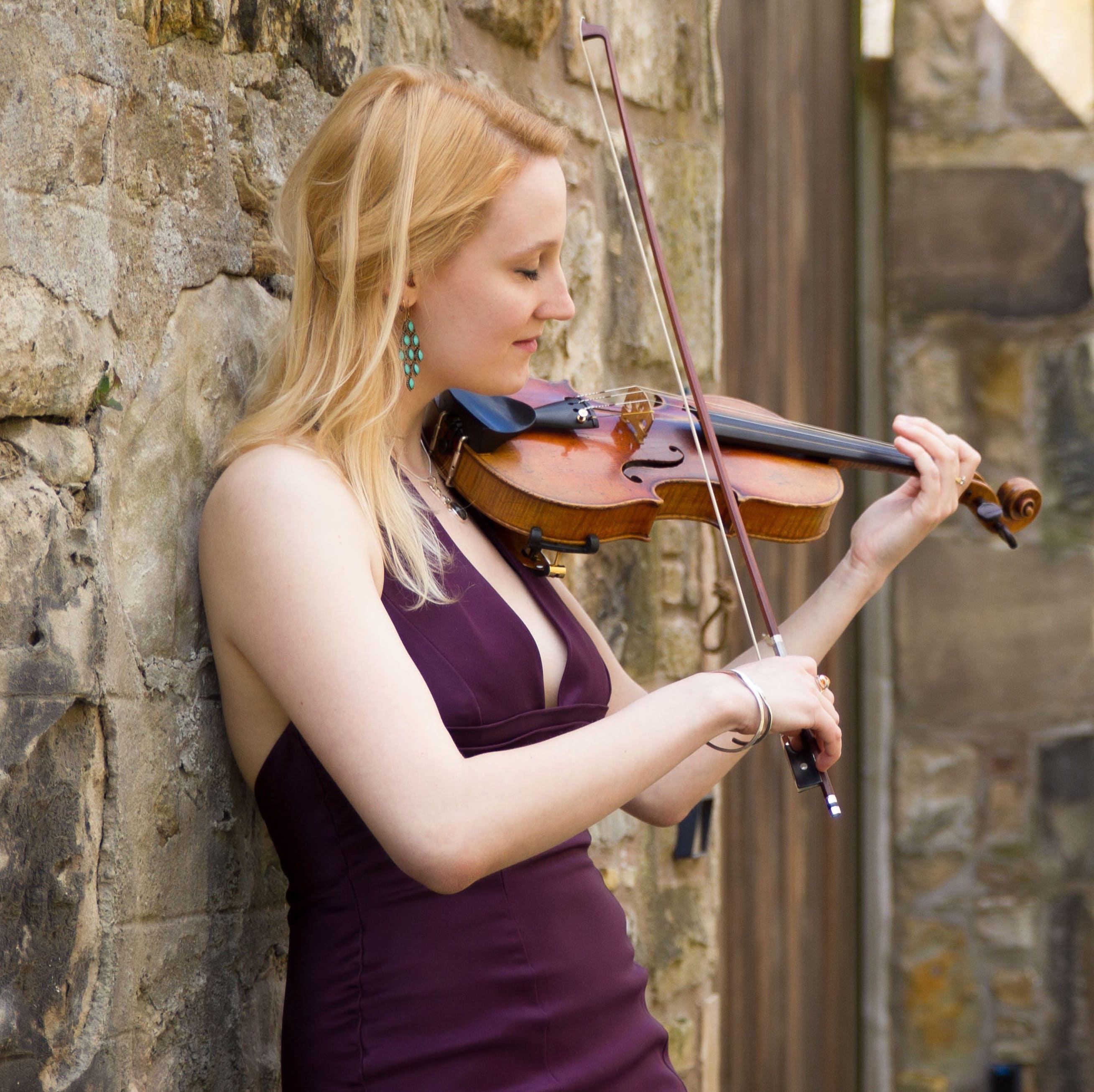 Violin and viola, music theory, improvisation, and chamber music