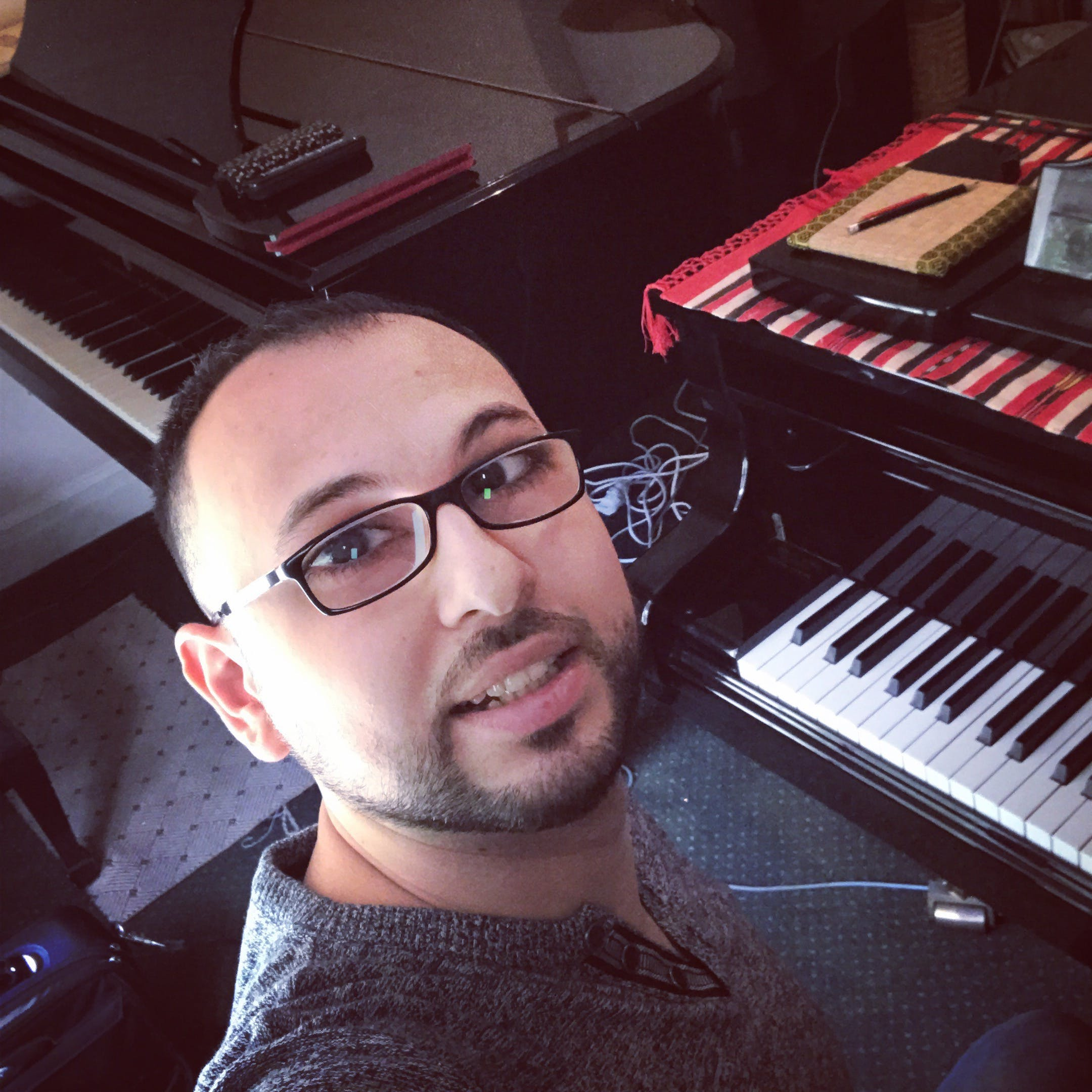 Cours de Piano, Théorie Musique, Musique Jazz à Uccle, Bruxelles, Belgique