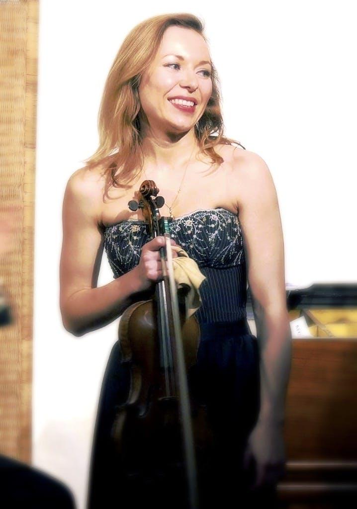 Violin in Pinner, United Kingdom