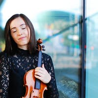 Violin in Amsterdam, Pays-Bas