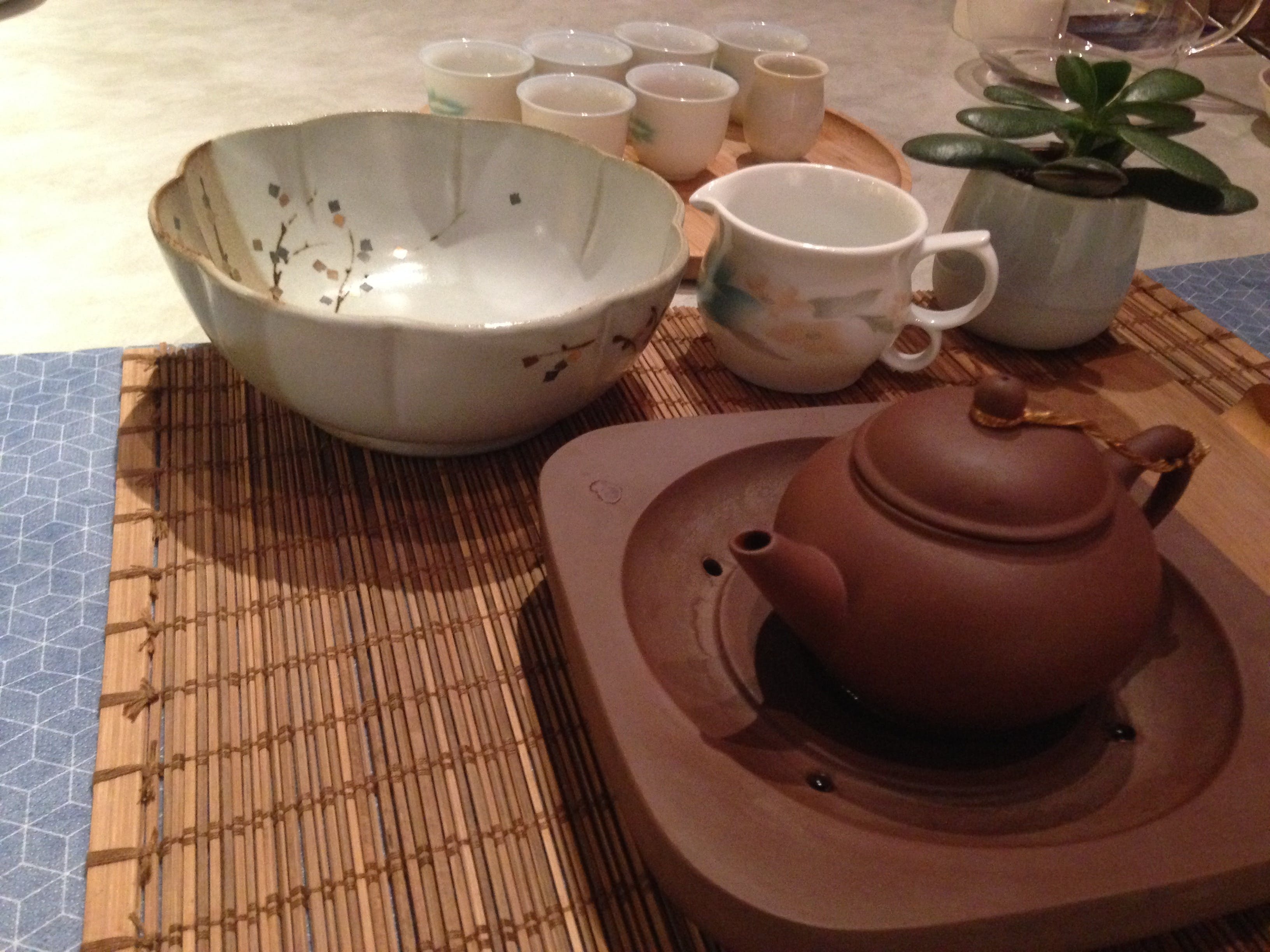 Tea Time event for Chinese learning