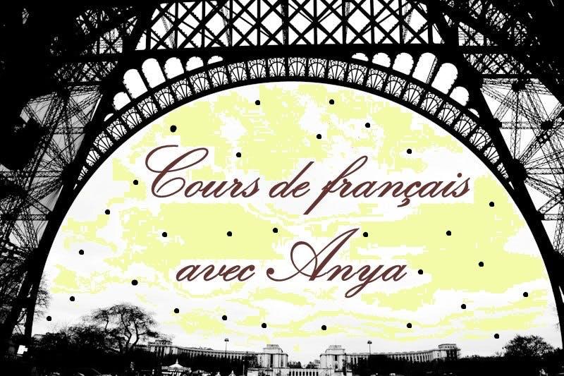 Cours de Français, Russe à Paris, France