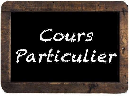 Cours particuliers : Français, Anglais, Math, Statistique - Paris - Cours  particulier