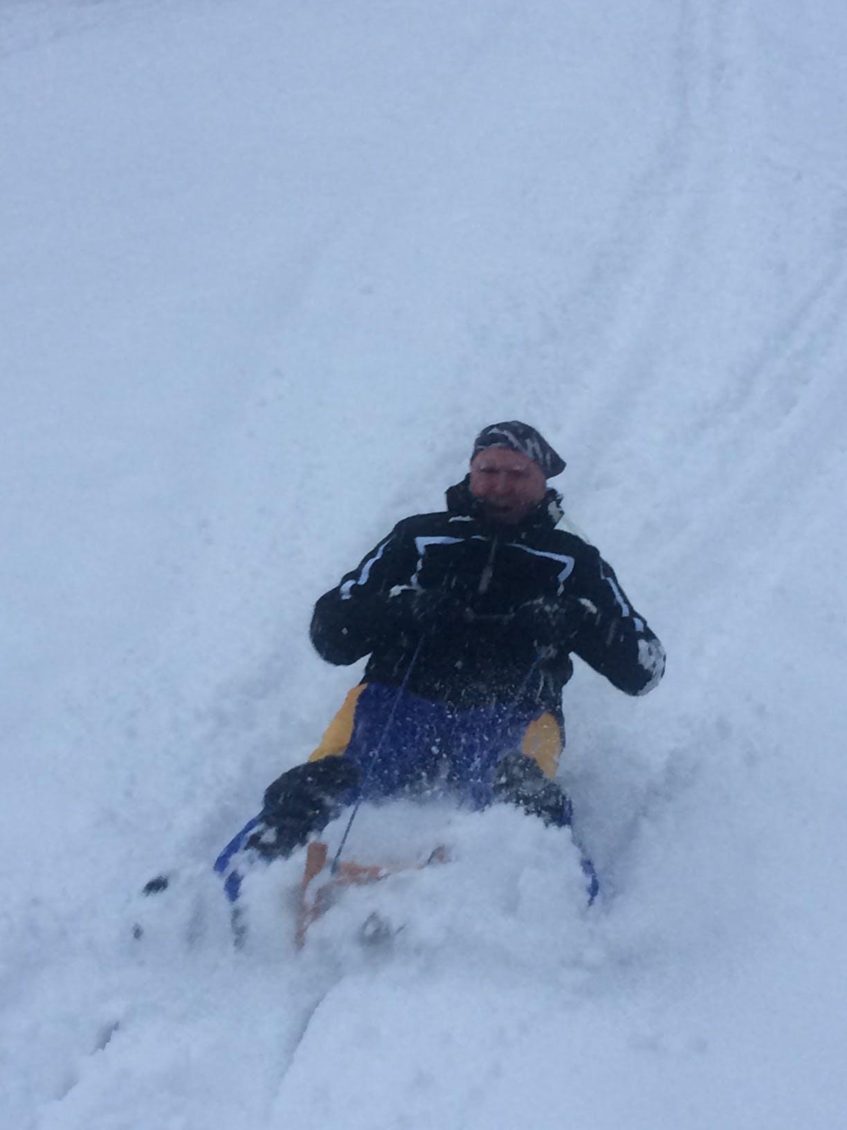 First winter in Switzerland
